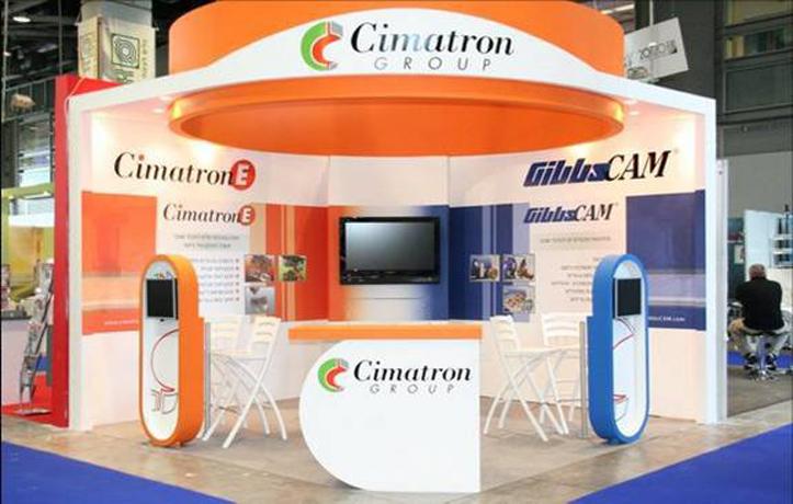 Custom Made Booths – Modulight